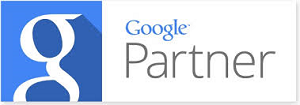 Badge de certification Adwords Google Partner