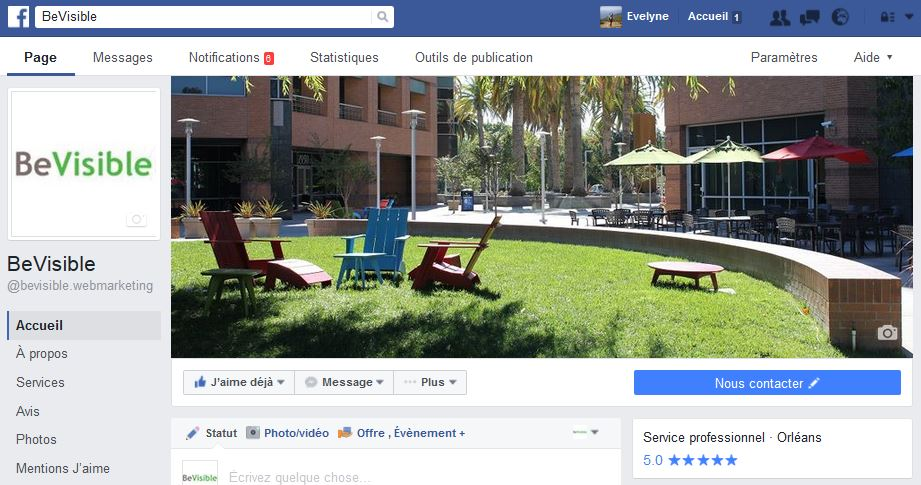 page-facebook-bevisible